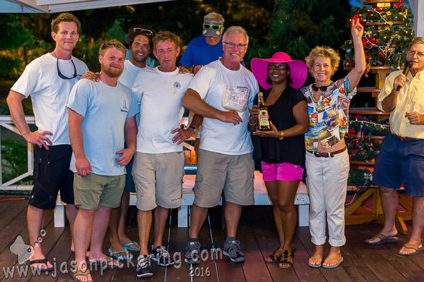 Notice of Race AYC Budget Marine Hightide Series 2017