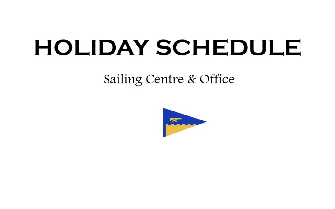 AYC Schedule for the Holidays