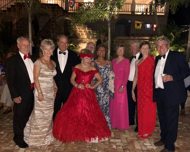 50th Anniversary Christmas Dinner at Clarence House (Photos)