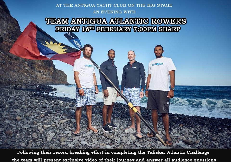 Atlantic Rowers