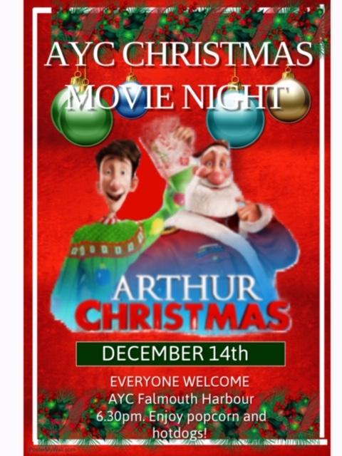 AYC Christmas Film Night