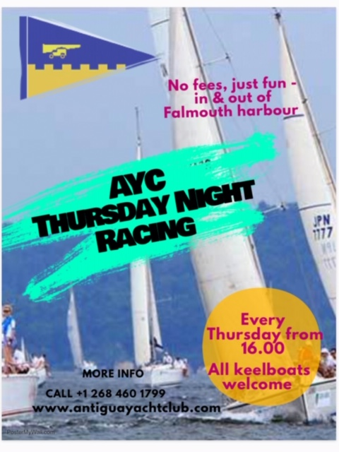 Thursday Night Racing – Every Thursday Night