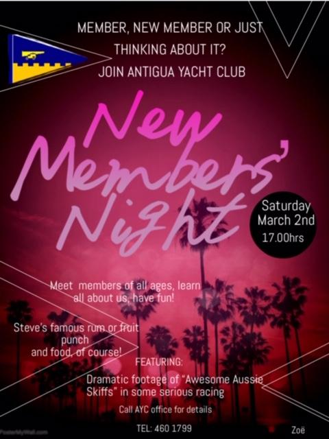 Members Night: Repost