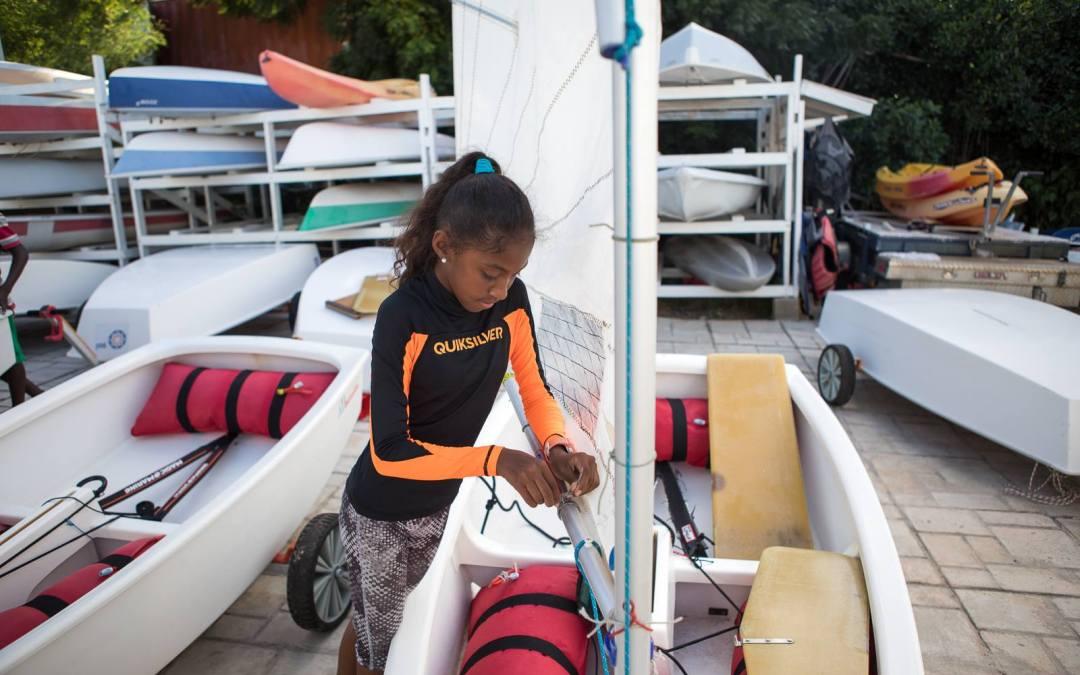Summer Sailing Camp