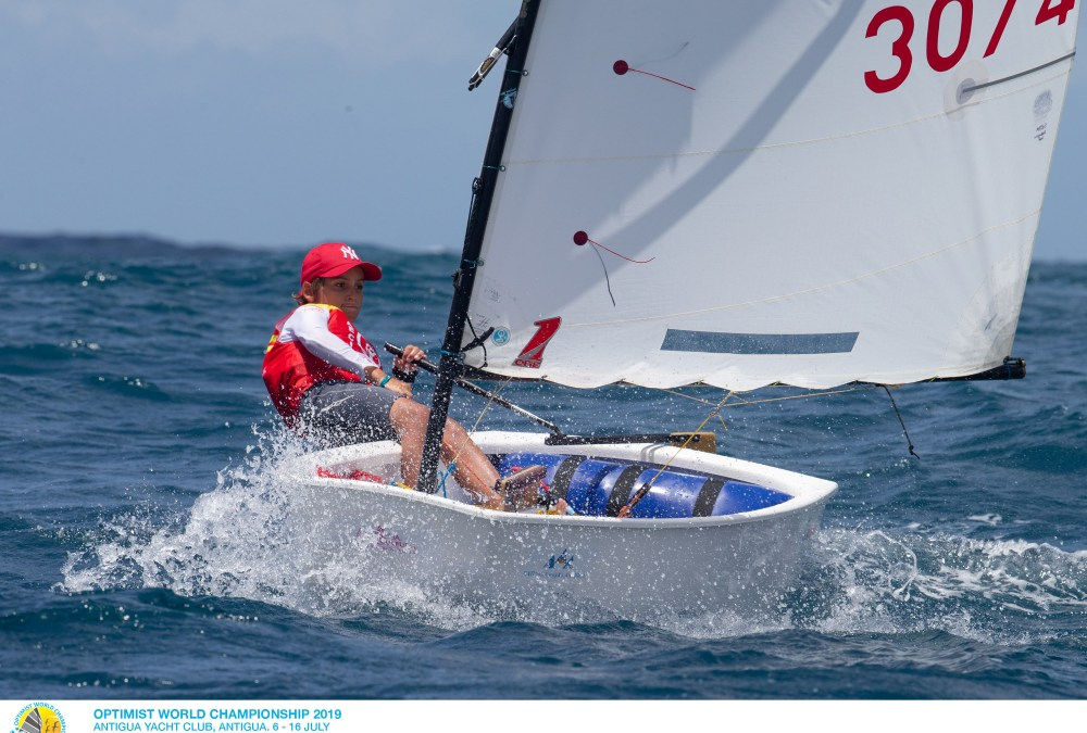 All eyes on Monday's Optimist World Championship finals