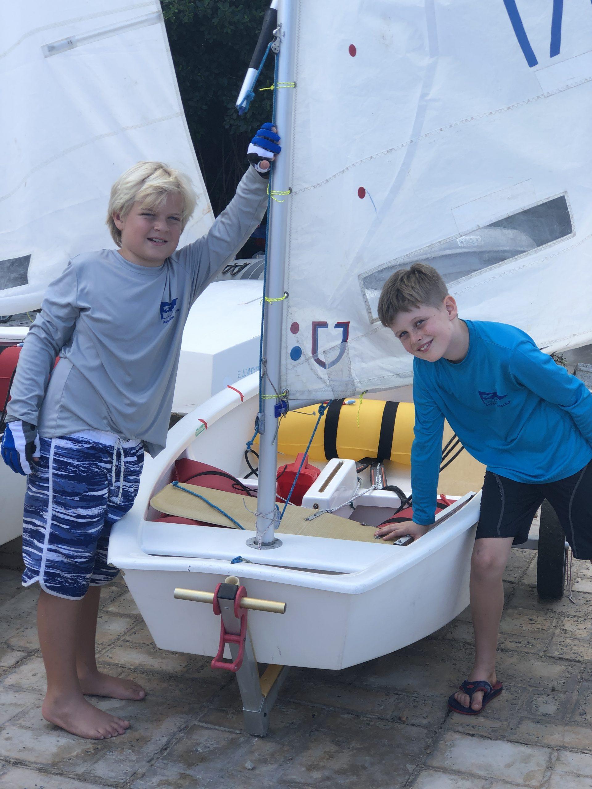 Easter Sailing Program 14 – 17 April