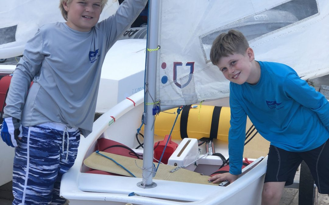 Easter Sailing Program 14 – 17 April