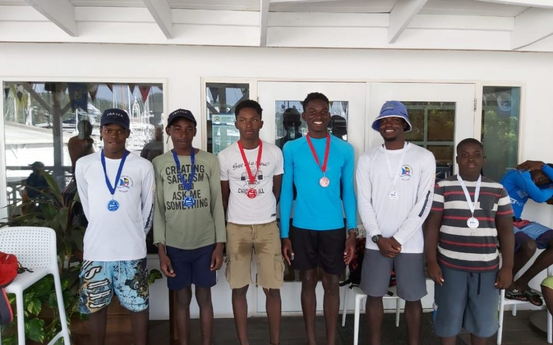 Race Results – Mini Regatta – 9th February 2020
