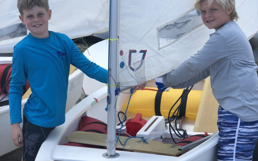 Registration is Open for July Summer Sailing Program