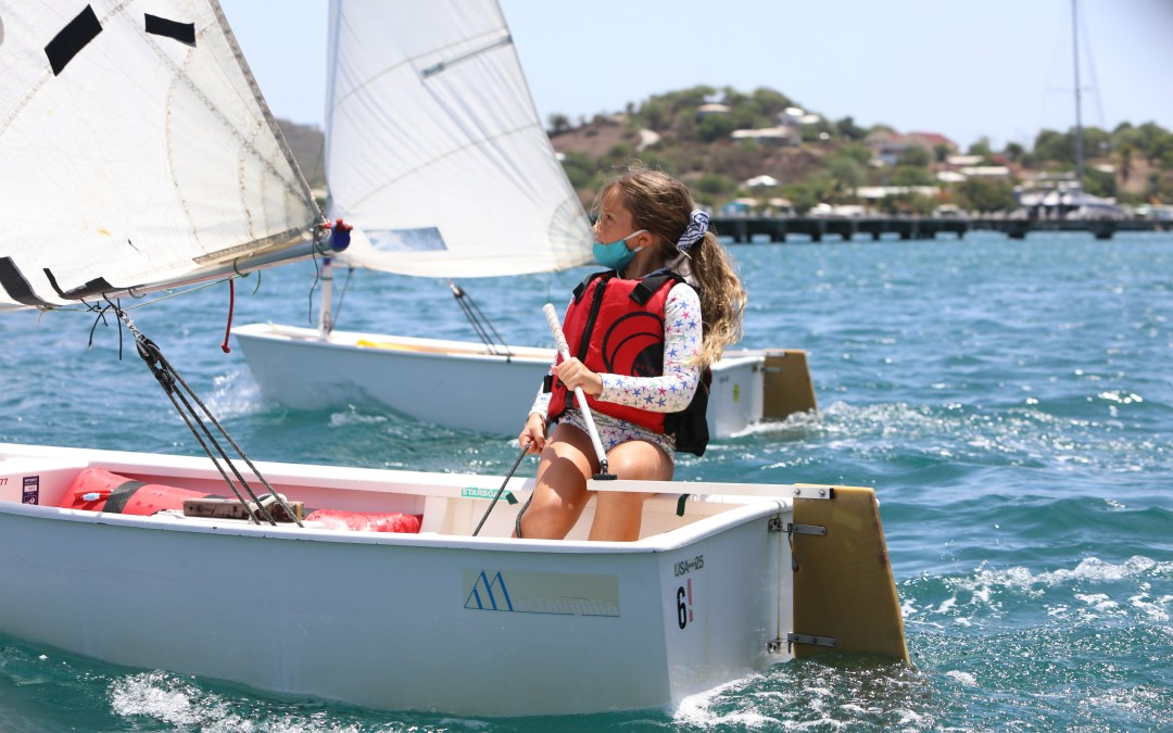 May Youth Sailing Program Schedule