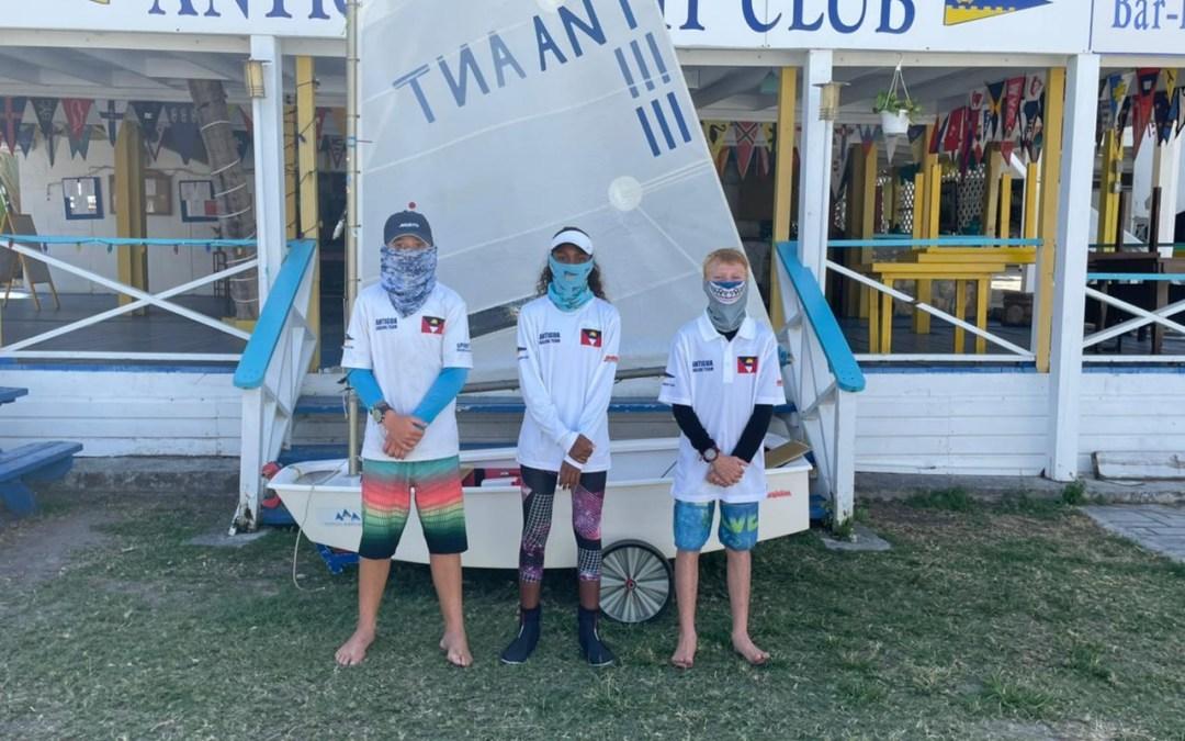 Junior Sailors to Represent Antigua at the 2021 Optimist World Championship…