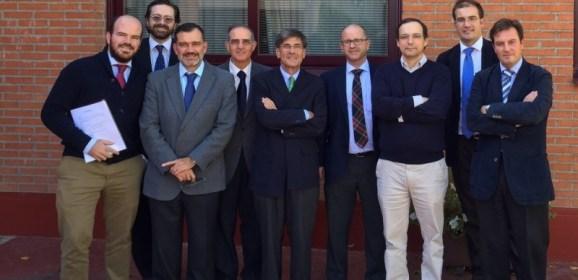 Encargado de Fomento Alumni en Peñalba
