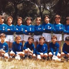 Homenaje en el XXX aniversario al equipo Fútbol-Sala Benjamín que en 1985 conquistó el Subcampeonato de España