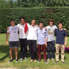 Visita alumni de la promoción Fénix (2015) que estudian en Madrid