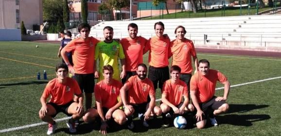 Jornada 7. Liga Alumni 16/17 de Fútbol 7