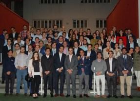 IX Encuentro Peñalba y Pinoalbar Alumni en Madrid, Octubre 2016