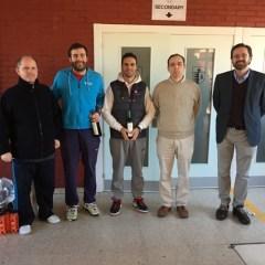 XIV Torneo de Pádel Peñalba Alumni y amigos, 2016