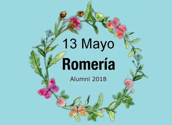13 Mayo. Romería Alumni 2018