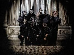 Slipknot - Photo by M. Shawn Crahan
