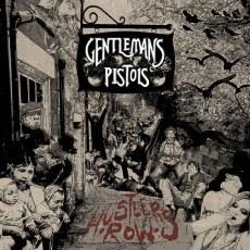 Gentlemans Pistols - Hustler's Row - Artwork