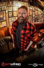 Brock Lindow - 36 Crazyfists