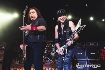 Michael Schenker Fest - Chris Glen, Michael Schenker