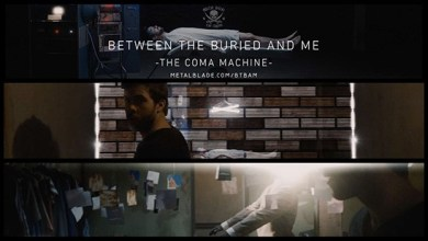 between the buried and me coma machine