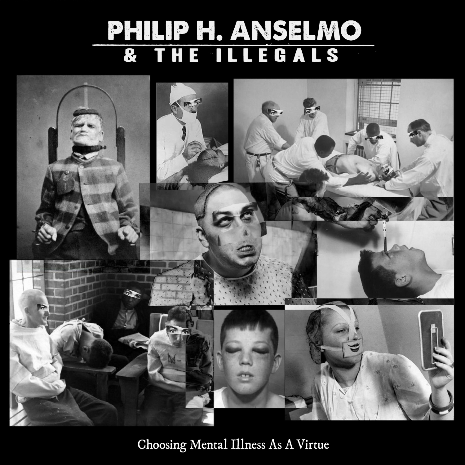 PHIL H. ANSELMO & THE ILLEGALS