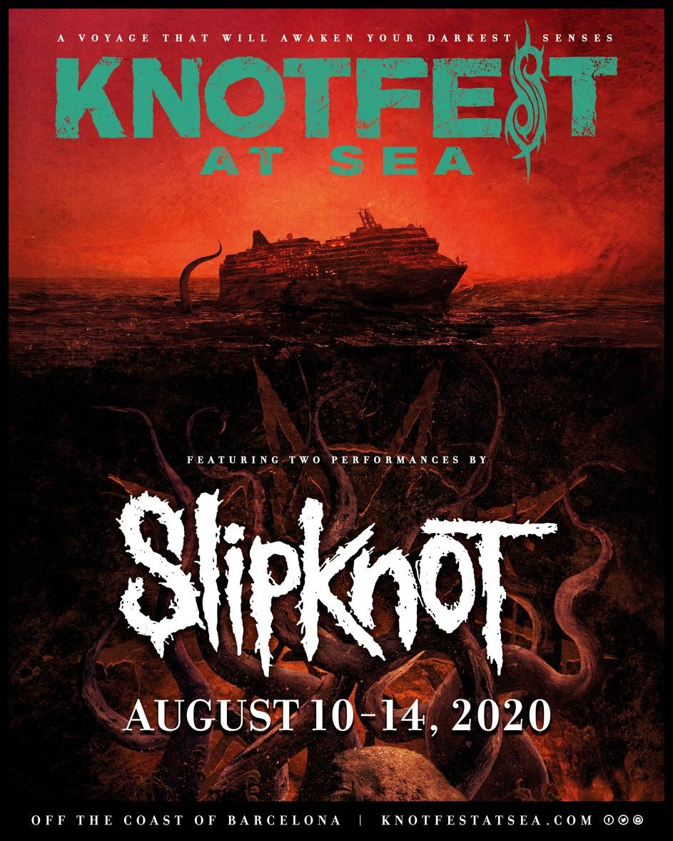 knotfest at sea.