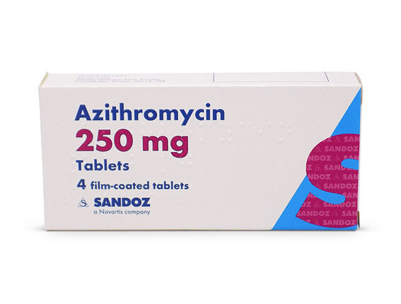 Buy Azithromycin (Zithromax) Without Prescription 250 ...