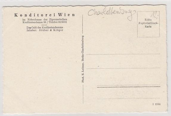 Alte Ansichtskarten Postkarten von AntikFalkensee Berlin