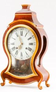 Utseendet när uret inköptes