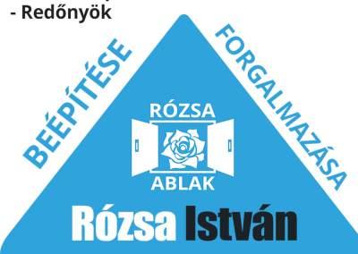 Rózsa Ablak Reklám