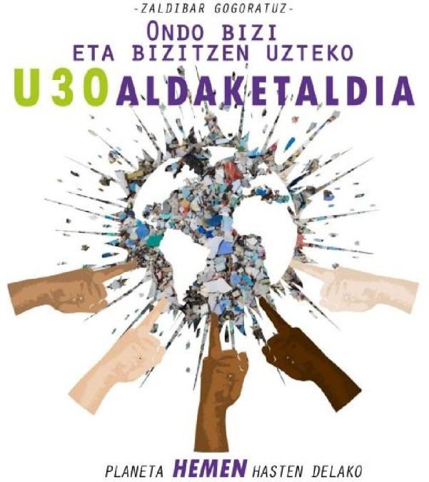 U30 ALDAKETALDIA