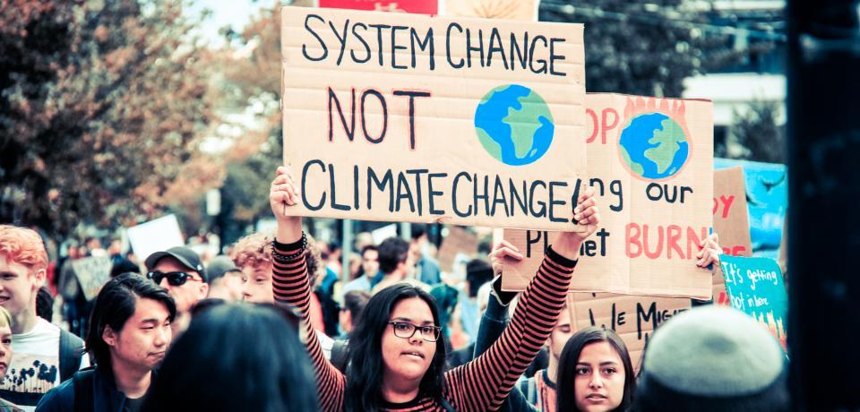 Moción sobre la lucha por el clima de cara a la COP26