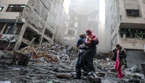 """Palestina: Un """"alto el fuego"""" que no resuelve nada, una movilización que continúa"""