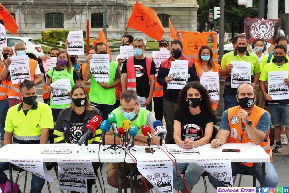 Petronor, Bilboko Argiak, Novaltia, PCB y Tubacex volverán a tomar las calles de Bilbao este 18 de junio