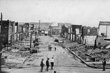 Estados Unidos hace 100 años: la masacre de Tulsa