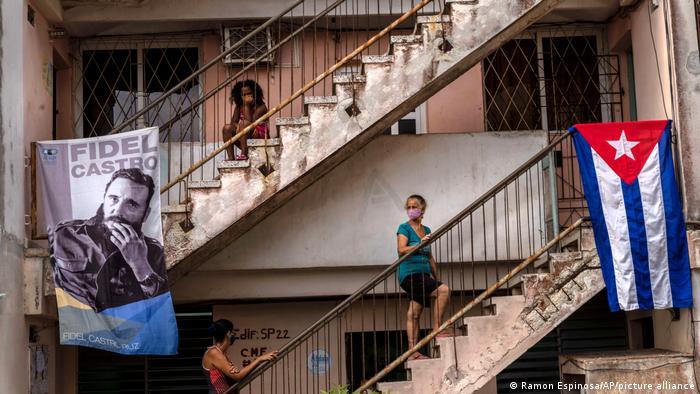 Ante las movilizaciones populares en Cuba y las agresiones imperialistas