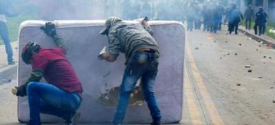 Colombia – El levantamiento del 28 de Abril. Una indagación sobre las nuevas formas de la protesta popular urbana.