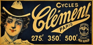 Clement Cycles Lady