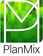 PlanMix est un jeu de simulation axé sur la fonction marketing par les Editions Antikera