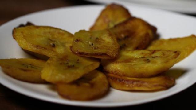 Banana hasá (Gebakken Bakbanaan)