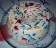 Gelatine Pudding (Bolo di Glas)