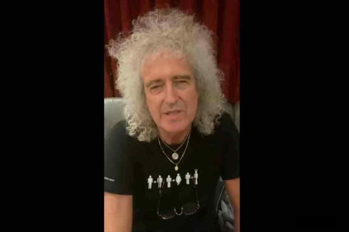 Queen Legend Brian May Suffered Heart Attack 2020 In Review