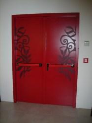 porta antincendio roma