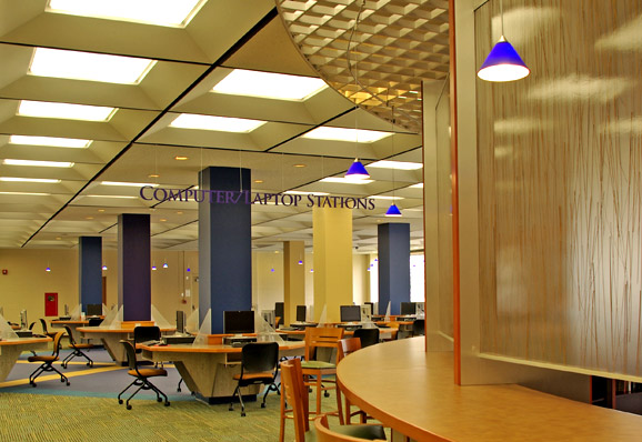 University of Bridgeport Library Goes Digital