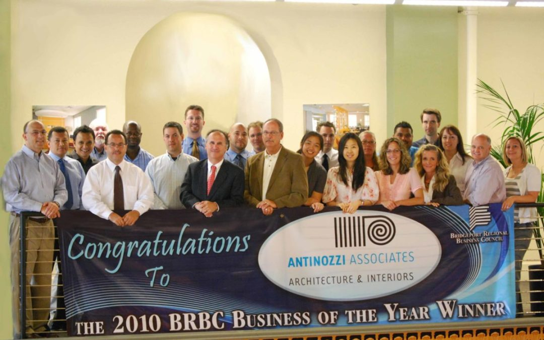 BRBC Names Antinozzi Associates Business of the Year