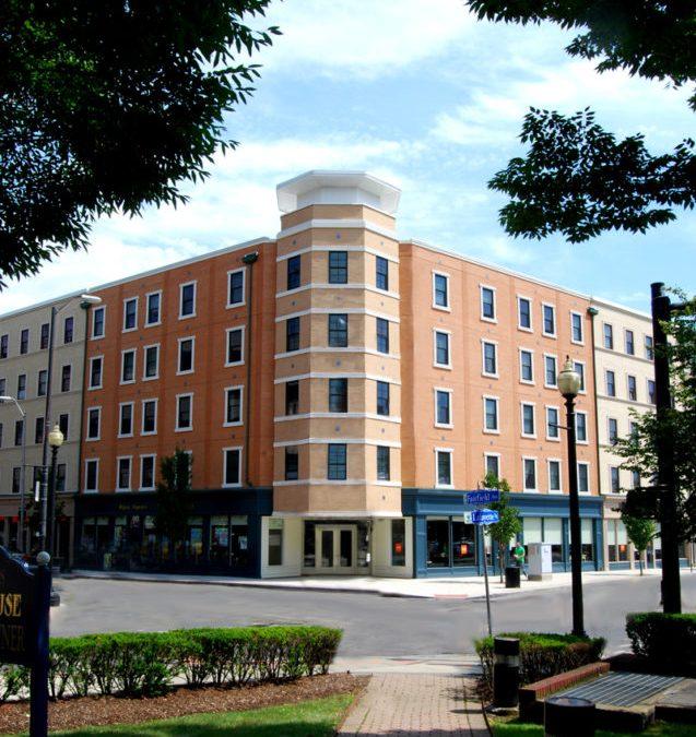 Bridgeport's Bijou Square Earns Award for Historic Rehabilitation