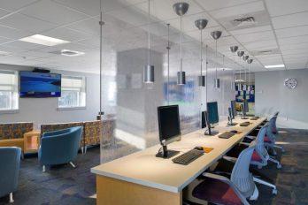 St. Vincent's College – School of Nursing, Education Architecture, Antinozzi Associates